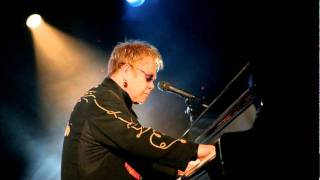 #6 - Ballad Of The Boy In The Red Shoes - Elton John - Live SOLO in Fairbanks 2008