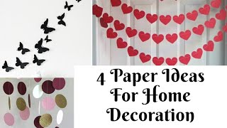 ❤️❤️ Paper Home 🏩 Decoration Ideas DIY 💠💠