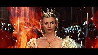 История королевы. ( Белоснежка и охотник)