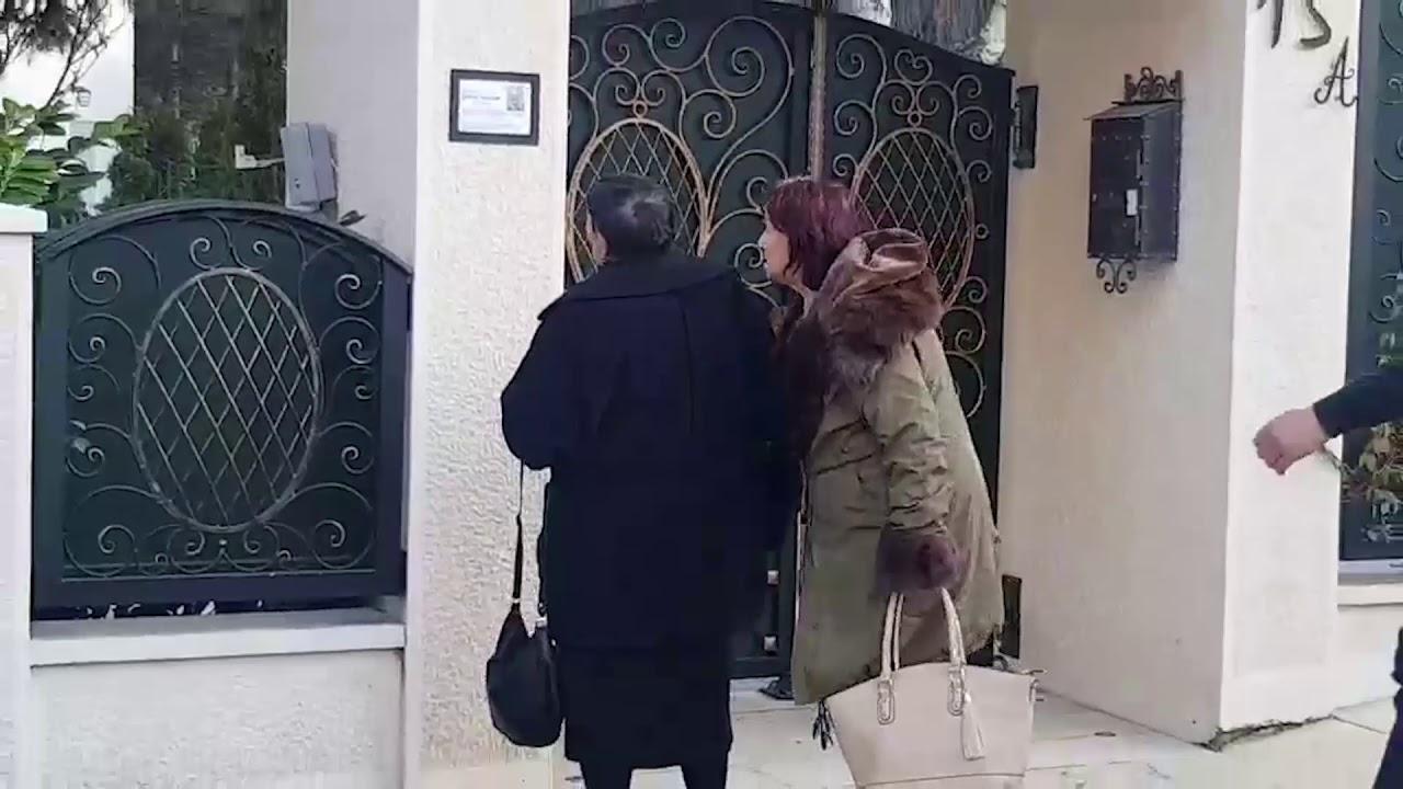 Sestra Desa kuka pred Šabanovom umrlicom - 18.02.2019.
