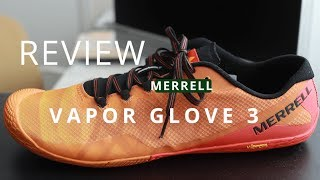 Merrell Vapor Glove 3 (Review)