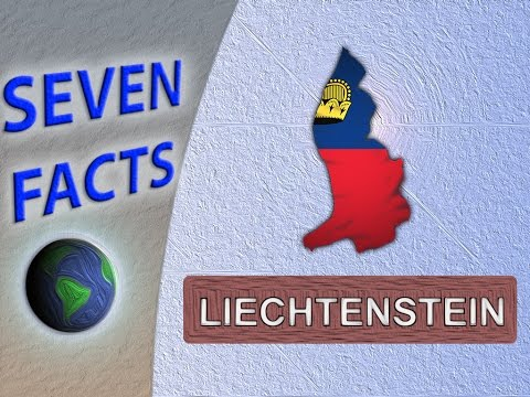 7 Facts about Liechtenstein