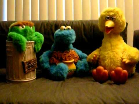 The Ideal Trio Sings Songs From Story Magic Vol I  Big Bird Cookie And Oscar