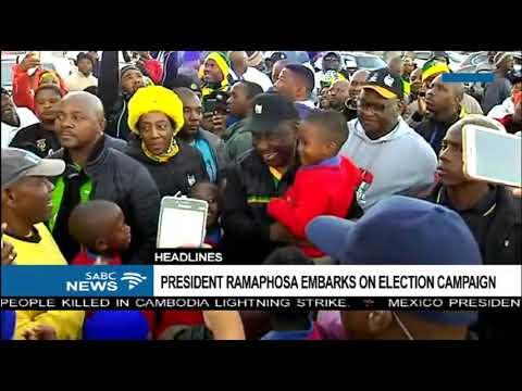 #SABCNews Headlines @06H30 | 19 May 2018