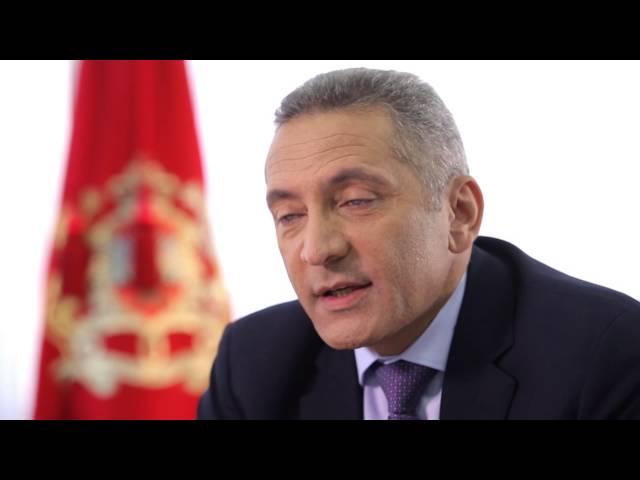Interview de Monsieur le Ministre Moulay Hafid Elalamy