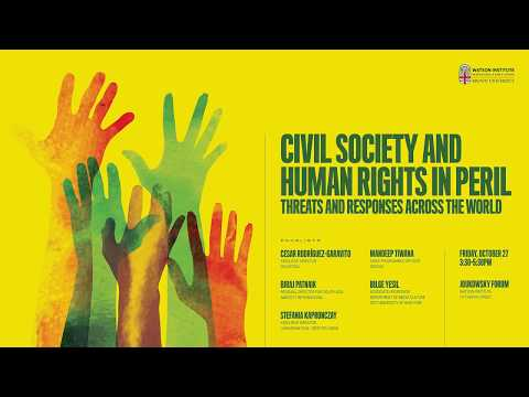 Civil Society and Human Rights in Peril: Threats and Responses Across the World