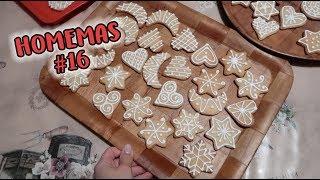 Karácsonyi készülődés - HOMEMAS #16 | Viszkok Fruzsi