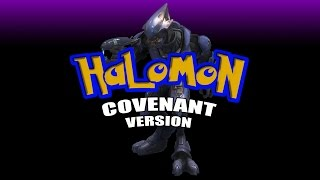 Halomon: Covenant Version (Halo: Reach - Pokemon Crossover)