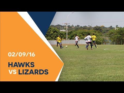 Next Level Brasilia Sports - Jogo 2 - 02/09/2016 - Hawks x Lizards