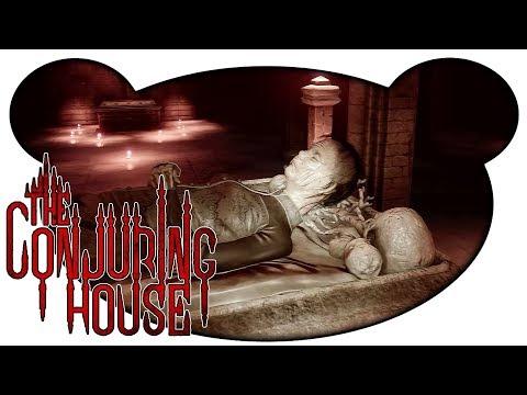 The Conjuring House #23 - Schranzi wach küssen? ???? (Gameplay Deutsch Facecam Horror)
