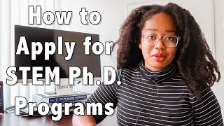 6 Tips for AppĮying To PhD Programs | Harvard + MIT Medical Engineering PhD Student