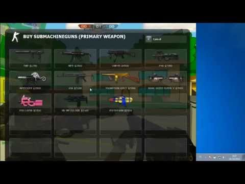 Unlock All Weapon Counter Strike Extreme V7 2014 New Death Match Mode