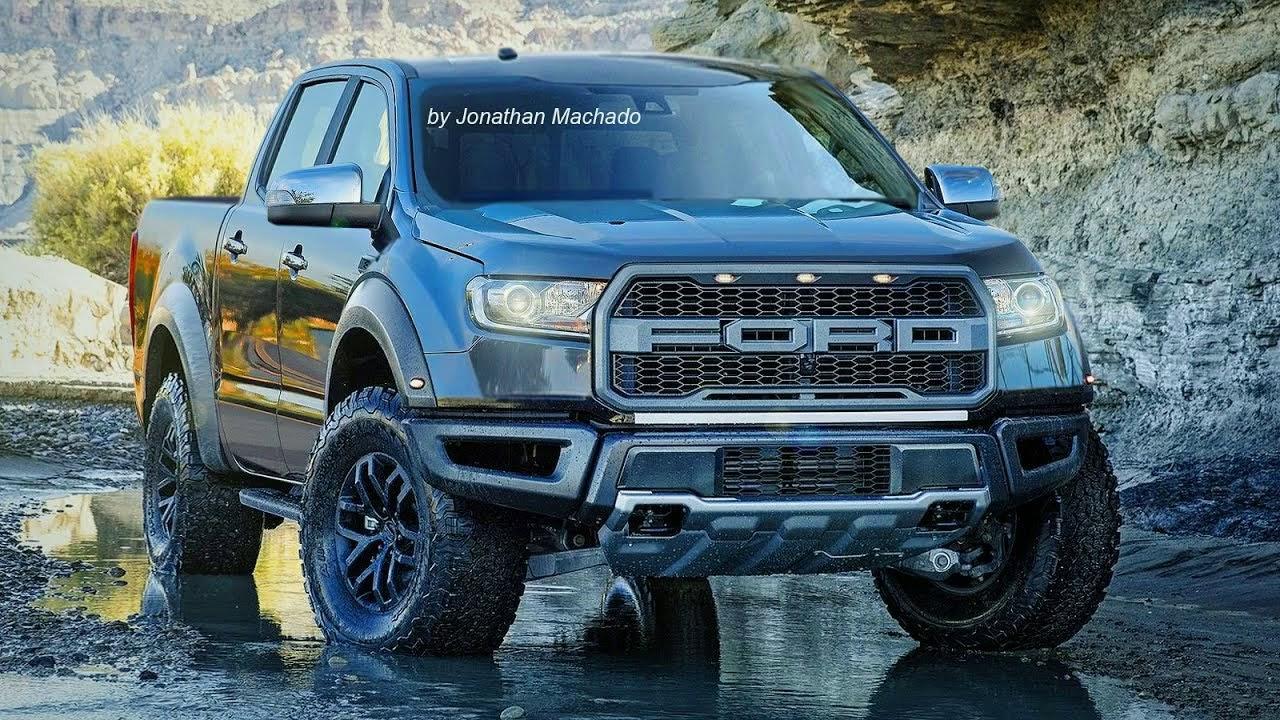 Car Review 2018 Ford Ranger Raptor To Debut In February In Bangkok