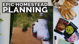 Urban Homesteading Plans: Shed, Orchard, Front Garden | Ep. 2