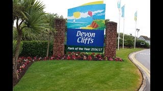 DEVON CLIFFS HOLIDAY 2019   PT1