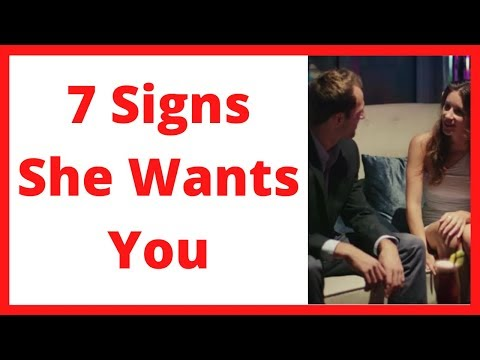 7 Signs That She Wants To Make Love To You