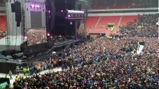 Bruce Springsteen & The E Street Band - My City of Ruins & Band Intro (Sunderland June 21st 2012)