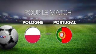 Pologne-Portugal (LIVE ) _mattor paris