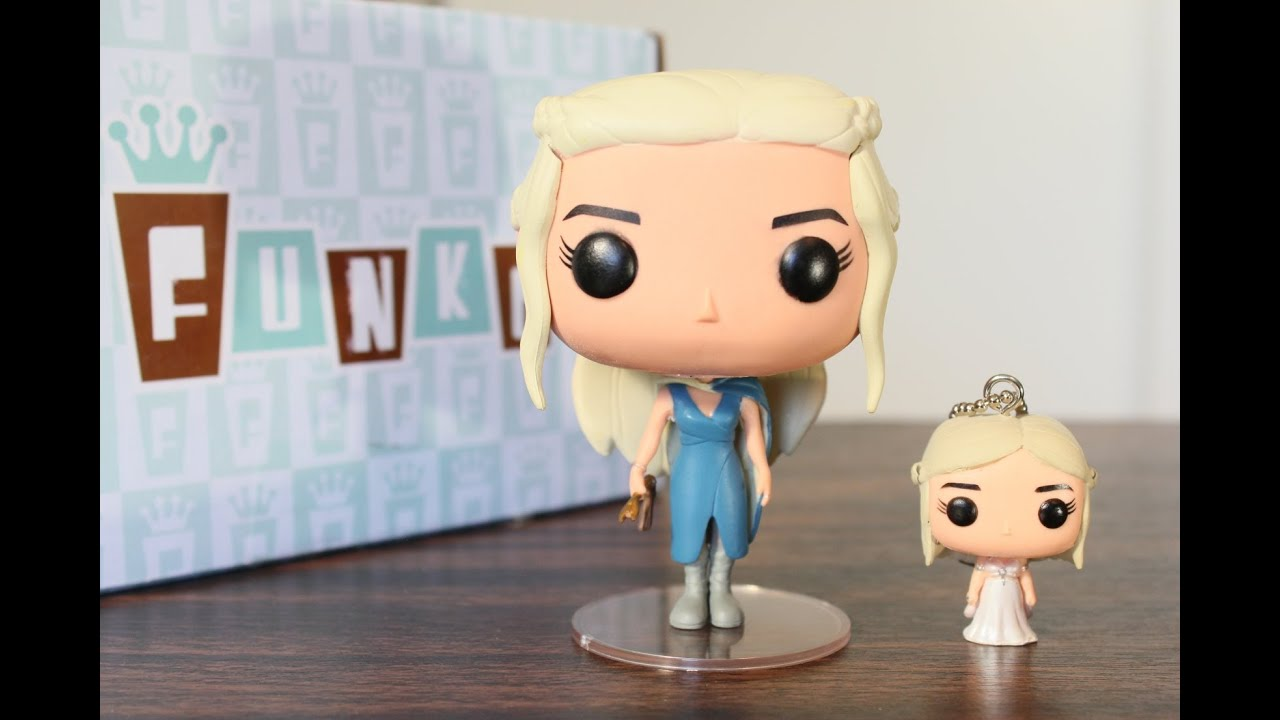 Game of Thrones Pop Vinyl-Daenerys Targaryen