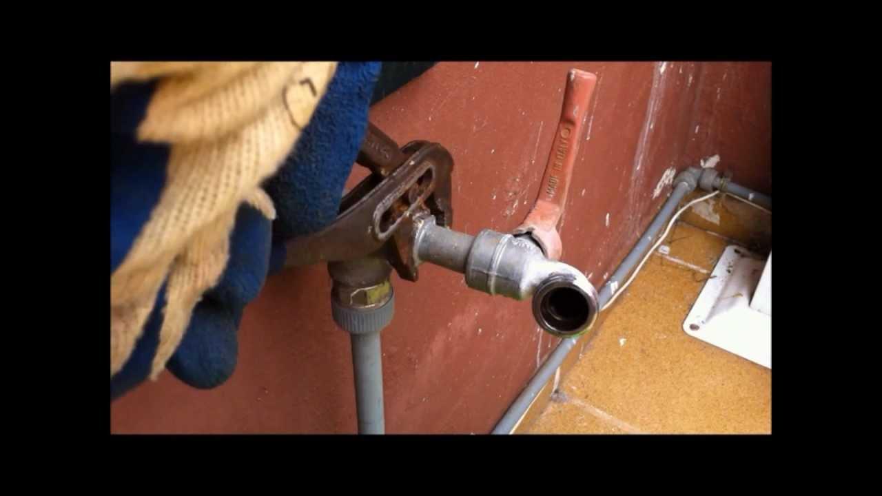 Vlog cambio grifo youtube - Como arreglar un grifo que gotea ...