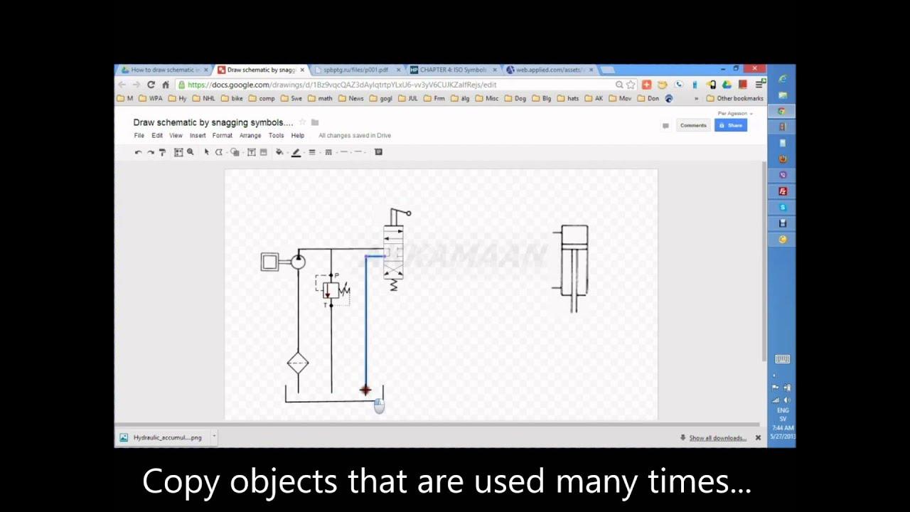 Google drive drawing - YouTube
