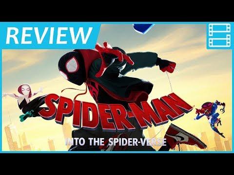 Review phim SPIDER-MAN: INTO THE SPIDER-VERSE (Người Nhện: Vũ trụ mới)