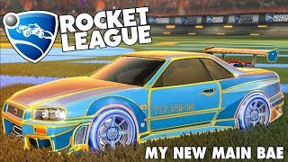 The FASTEST Car In Rocket League