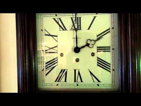 Howard Miller wall clock - Westminster chime
