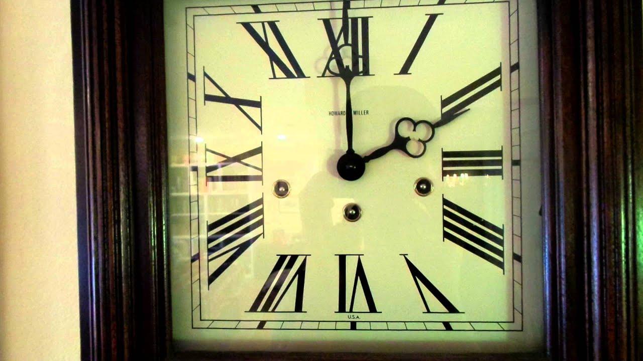 howard miller wall clock westminster chime - Howard Miller Wall Clock