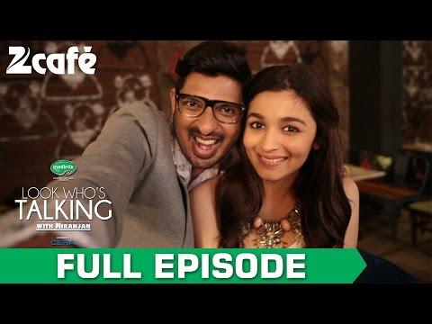 Alia Bhatt  Look Whos Talking With Niranjan  Celebrity Show  Season 1  Full Episode 05