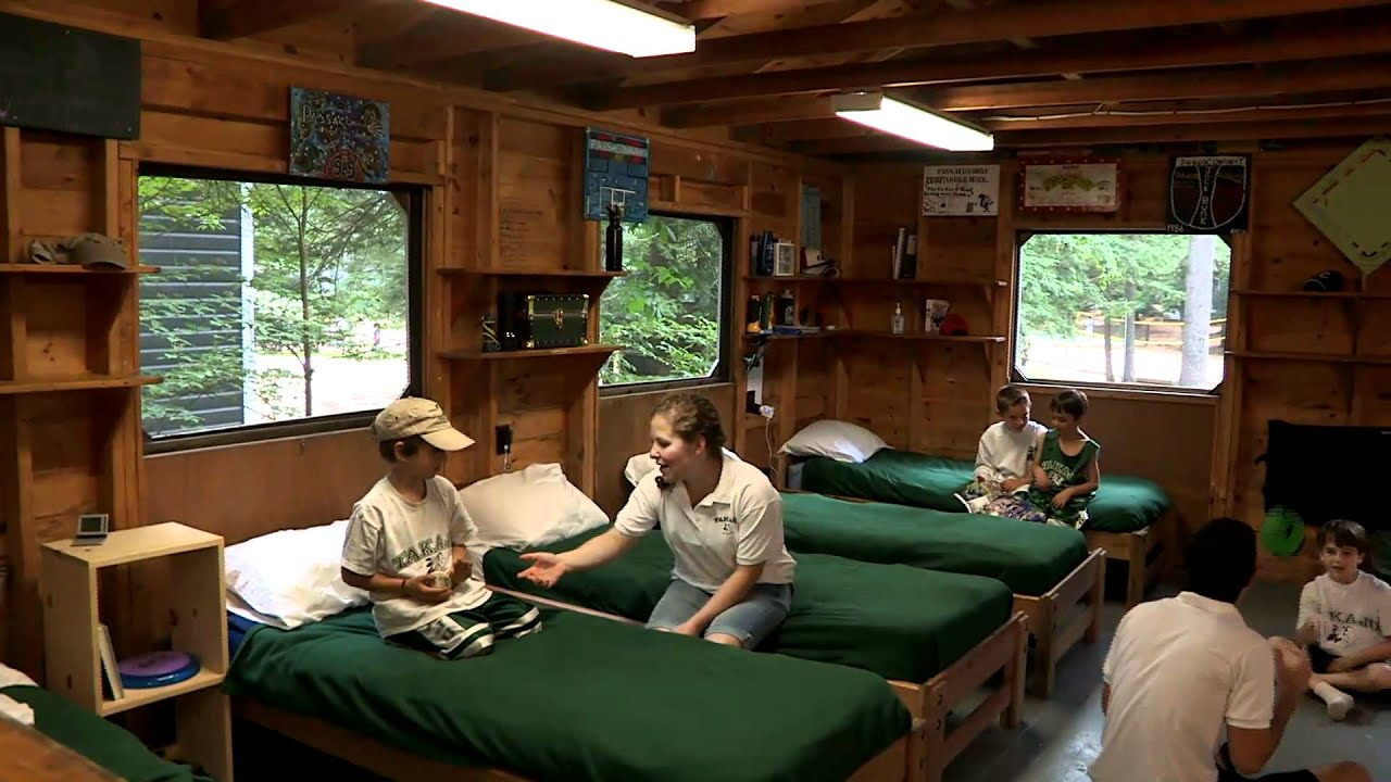 Bunk Life Camp Takajo In Maine Youtube