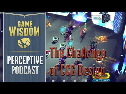 The Challenge Behind CCG Design -- Perceptive Podcast