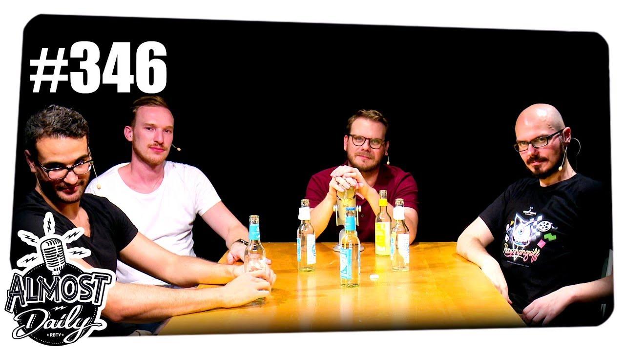 Guilty Pleasures mit Etienne, Lars, Gregor & Ilyass | Almost Daily #346