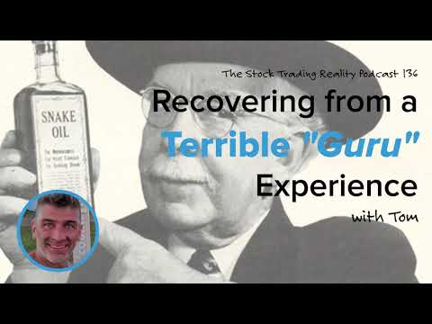 "STR 136: Recovering from a Terrible ""Guru"" Experience (audio only)"
