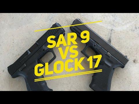 SAR9 VS GLOCK G17