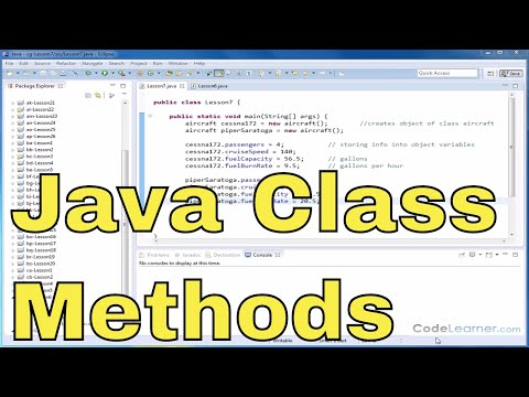 java-programming-tutorial---07---adding-a-method-to-a-class