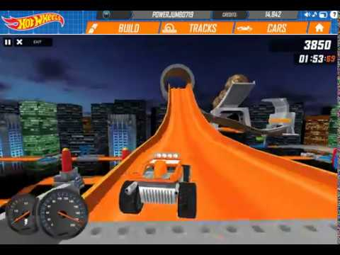 Hot Wheels Track Builder Game Ratbomb Dune It Up Twin Mill Iii