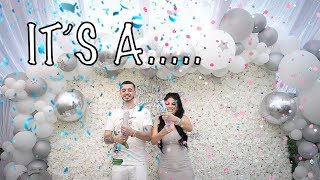 OFFICIAL GENDER REVEAL!!!!