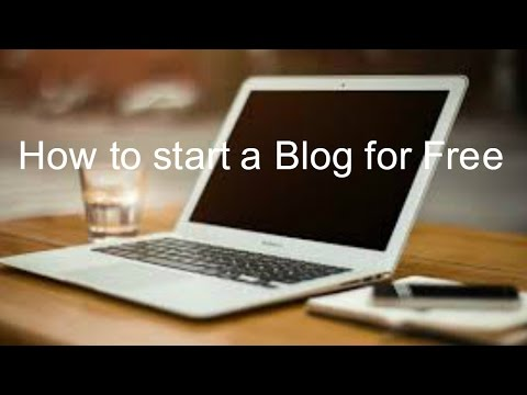 how to make a blog step by step for Beginners free on Blogger
