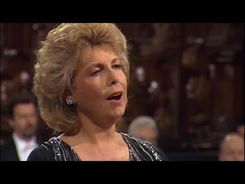 Mozart: Et incarnatus est (Arleen Auger, Bernstein, 1990)