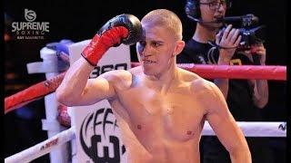 Сергей Богачук в первом раунде нокаутировал колумбийца Монтеса. 11-я досрочная победа в 11 боях