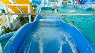 Aquapark Kutno - Family Slide | Zjeżdżalnia Rodzinna Onride POV