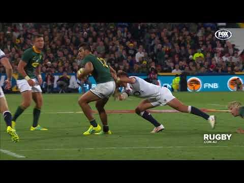 June Test Internationals: Springboks vs England, Johannesburg Highlights