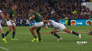 June Test Internationals: Springboks vs England, Johannesburg Highlights