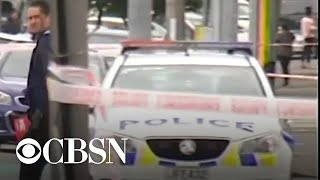 How police will investigate shootings at New Zealand mosques