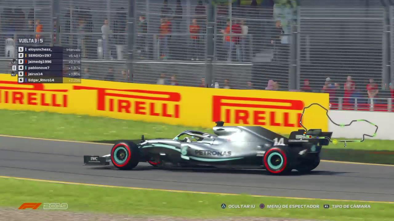 F1® 2019 PS - YouTube