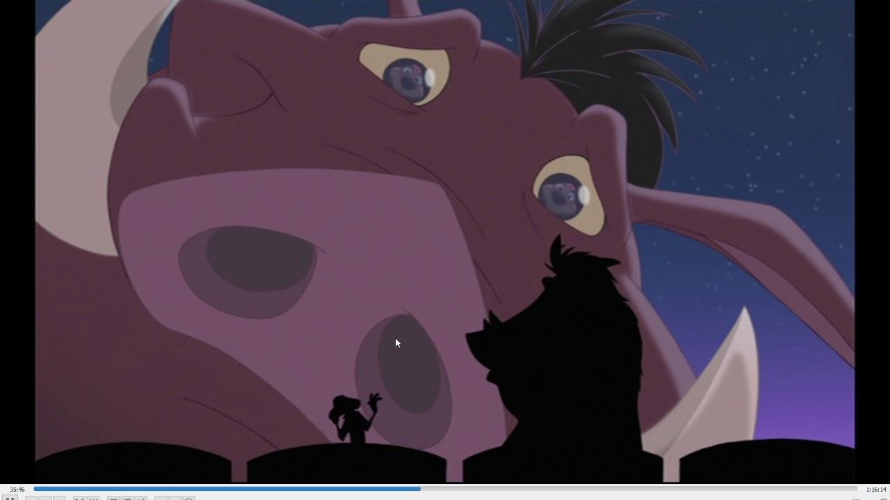 Timon Pumbaa Interrupt The Lion King 1½ 6 Youtube