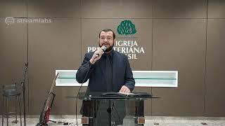Transmissão ao vivo Culto Verspertino 26/04/2020
