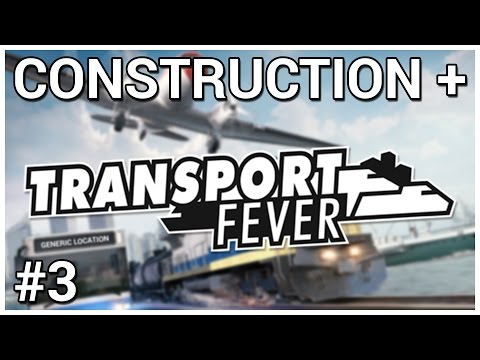 The Freight Ferry = Construction + Transport Fever #3