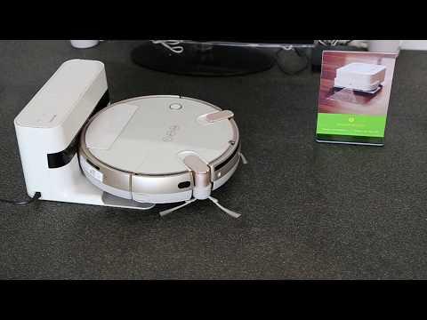 Robot hút bụi Toshiba VC-RVD1: Giới thiệu và hướng dẫn cách sử dụng